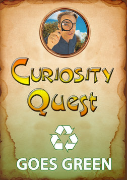 Curiosity Quest Goes Green